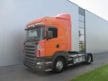 SCANIA R420 4X2 MANUAL HIGHLINE EURO 3