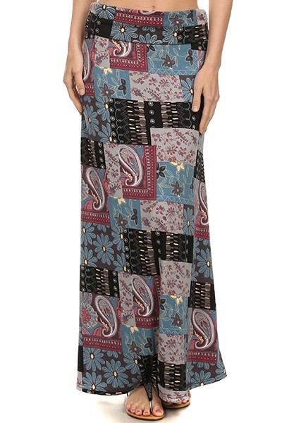 wholesale womens maxi skirts print buy youth womens