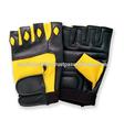 Mejor personalizado de levantamiento de pesas guantes/gimnasio guantes de entrenamiento