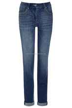wholesale no brand womens best baggy pants skini jeans