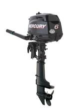 "PROMO PRICE FOR NEW MERCURY 6 HP 4 STROKE OUTBOARD MOTOR TILLER 15"" SHAFT BOAT ENGINE"