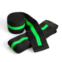 knee wraps made of fine quality elastic