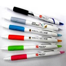 uni jetstream smooth writing ball pen with logo japanese popular stationery