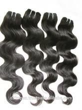 Original de pelo remy, del cuerpo ondulado hair% la extensión del pelo de belleza para niñas