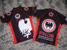 High Quality Womens MMA Sublimation Design Rash Guards