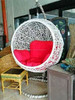 RATTAN SWING CHAIR, RATTAN HANGING CHAIR, RATTAN OUTDOOR FURNITURE