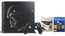 Latest PlayStattion 4 Console - The Star Wars Battlefront 500GB