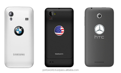 MOBILE PHONE CELL PHONE ANTI RADIATION SHIELD- BRANDING
