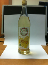 Natural, Concentrated sweet Syrups Pineapple Flavor