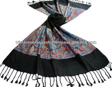 High Quality Semi Synthetic Rayon Viscose scarf