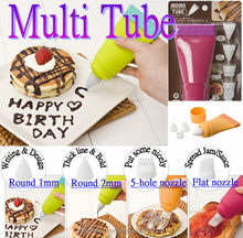Confectionery Cooking items Cake board writing pen with chocolate