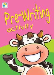 Activity Books - FA4204E Pre-Writing Activities