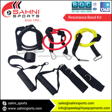 Standard Resistance Band Kit with 3 Levels Resistance Tubes