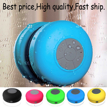 bts 06 shower mini wireless waterproof bluetooth speaker for ipad