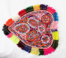 New Arrival Banjara beadwork ethnic Indian embroideries Patch work Tapestry 2015