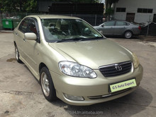 TOYOTA ALTIS 1.6 (A)Used Car For Export (Singapore)