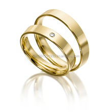 Wedding Ring Gold Silver
