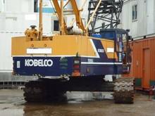 Used 55 Ton Kobelco Crawler Crane