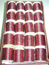 Grizzle Fly Tying Materials Round Tinsels