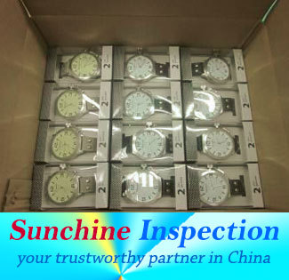 Watch-quality-inspection