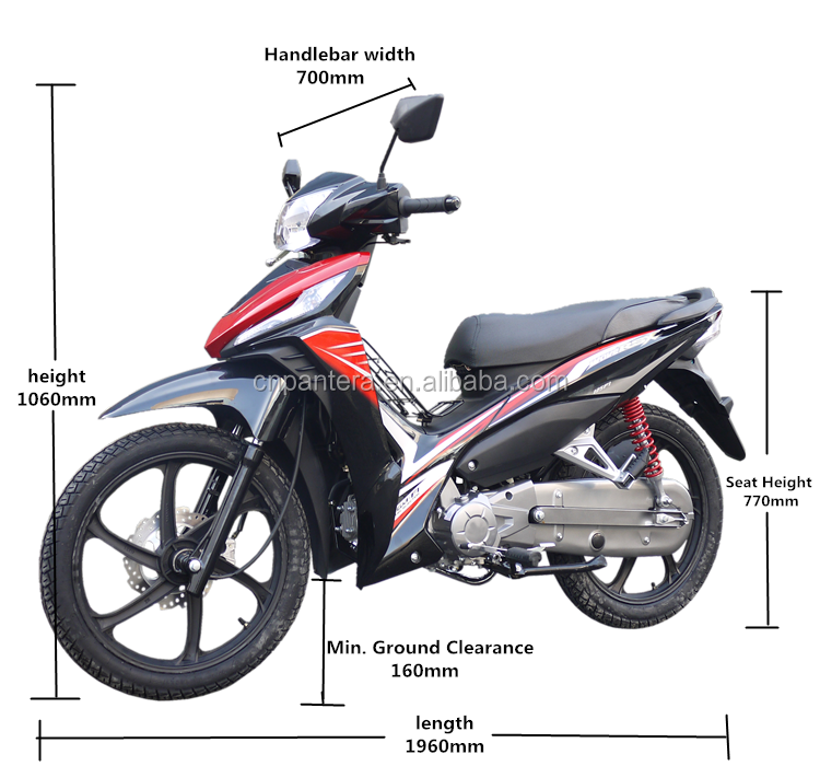 2017 New Air-Cooled Four-Stroke Disc Brake Gasoline Bike 110cc  Motorcycles For Sale .jpg