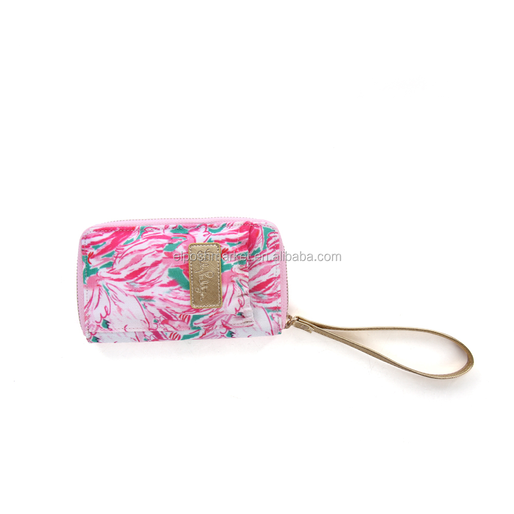 More About Lilly Pulitzer Wristlet