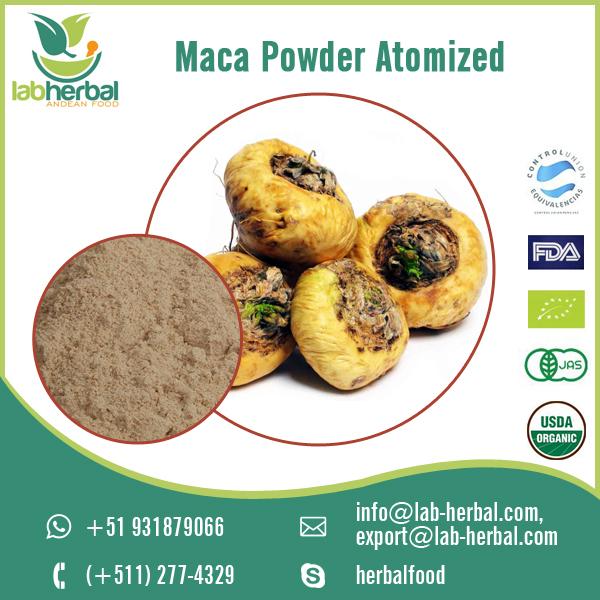how to use maca powder